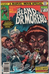 ISLAND OF DR. MOREAU, THE #1 VF-