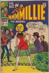 MILLIE THE MODEL COMICS #154 FN+