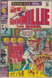 MILLIE THE MODEL COMICS ANNUAL #7 FN+