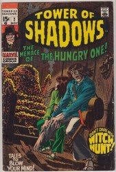 TOWER OF SHADOWS #2 VG+