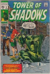 TOWER OF SHADOWS #9 VG
