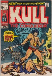 KULL THE CONQUEROR (1ST SERIES) #1 FN+