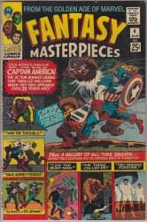 FANTASY MASTERPIECES (1966) #4 FN