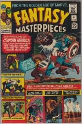FANTASY MASTERPIECES (1966) #4 VF-