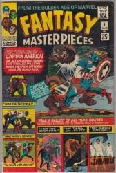 FANTASY MASTERPIECES (1966) #4 VG+