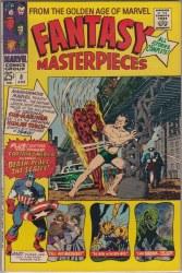 FANTASY MASTERPIECES (1966) #8 VF-