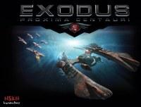 EXODUS PROXIMA CENTAURI BOARD GAME