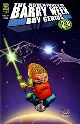 ADVENTURES OF BARRY WEEN, BOY GENIUS 2.0  -SET-  (1-3)