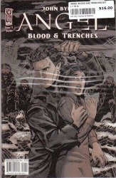 ANGEL BLOOD AND TRENCHES SET( 1 TO 4)