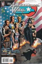 AMERICAN WAY -SET- (#1 TO #8)