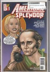 AMERICAN SPLENDOR SET (4 BOOKS) # NM