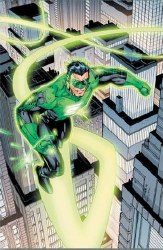 GREEN LANTERN BY JIM LEE POSTER