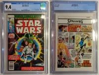 STAR WARS (1977) #001 CGC 9.4