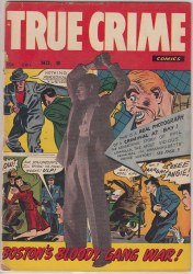 TRUE CRIME COMICS (2ND SERIES) #1 GD-