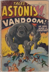 TALES TO ASTONISH (1959) #17 GD-