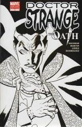 DOCTOR STRANGE OATH VARIANT COVER #1 NM
