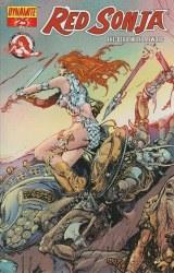 RED SONJA MAROTO VARIANT COVER #25 NM