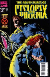 ADVENTURES OF CYCLOPS AND PHOENIX -SET- (#1 to #4)