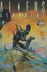 ALIENS GENOCIDE #2 NM-