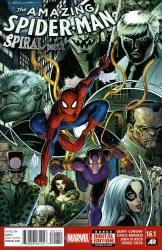 AMAZING SPIDER-MAN SPIRAL -SET- (#16.1 - 20.1 REG COVER)