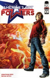 AMERICAS GOT POWERS -SET- (#1 TO #7)