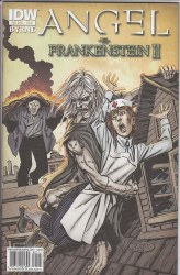 ANGEL VS FRANKENSTEIN II