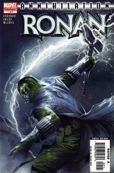 ANNIHILATION RONAN THE ACCUSER -SET- (#1 TO #4)