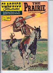 CLASSICS ILLUSTRATED #058-11 VF