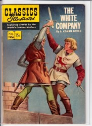 CLASSICS ILLUSTRATED #102 VF-