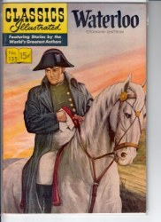 CLASSICS ILLUSTRATED #135 VF