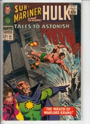 TALES TO ASTONISH (1959) #86 FN-