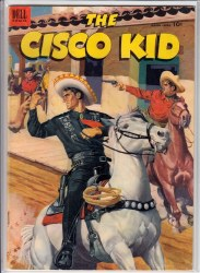 CISCO KID, THE #14 FN