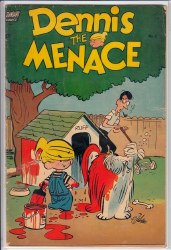 DENNIS THE MENACE (1953) #2 GD+