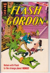 FLASH GORDON (1966) #01 FN+