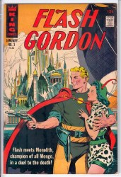 FLASH GORDON (1966) #03 FN