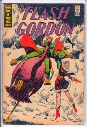 FLASH GORDON (1966) #08 GD+