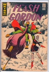 FLASH GORDON (1966) #08 VG