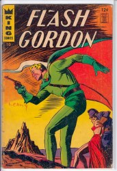 FLASH GORDON (1966) #10 VG