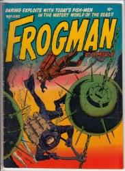 FROGMAN COMICS #2 FN