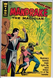 MANDRAKE THE MAGICIAN (1966) #1 VF