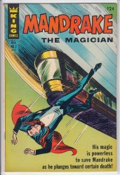 MANDRAKE THE MAGICIAN (1966) #2 VF-