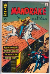 MANDRAKE THE MAGICIAN (1966) #3 VF-
