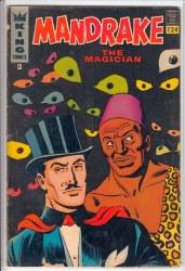 MANDRAKE THE MAGICIAN (1966) #8 VG-