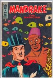 MANDRAKE THE MAGICIAN (1966) #8 VG+