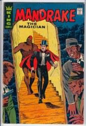 MANDRAKE THE MAGICIAN (1966) #9 VG+
