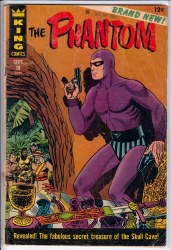 PHANTOM, THE (1962) #18 VG