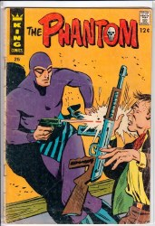 PHANTOM, THE (1962) #25 GD/VG