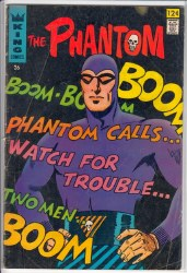 PHANTOM, THE (1962) #26 VG