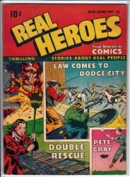 REAL HEROES #14 FN