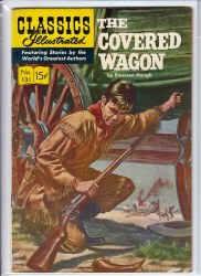 CLASSICS ILLUSTRATED #131 VF-